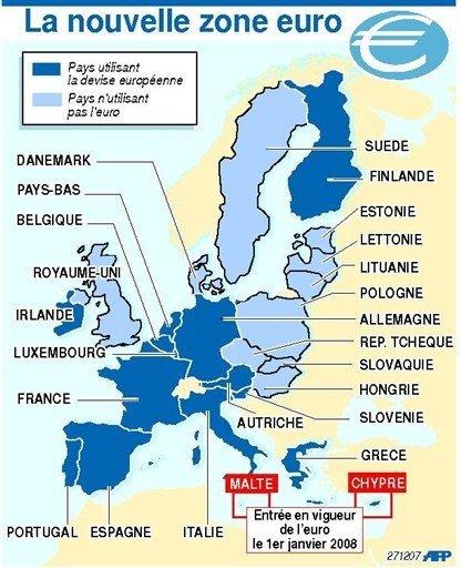 masse monétaire euro